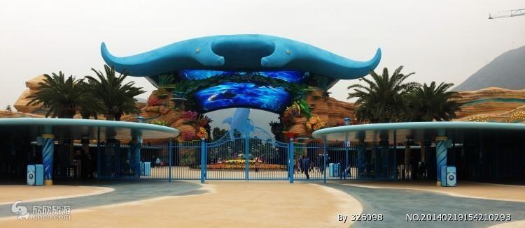 【广州+番禺出发】珠海长隆海洋王国 5D影院 看烟花纯玩一天