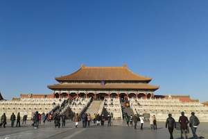 洛阳到北京亲子双卧六日游 逛北京世园会 无购物无自费