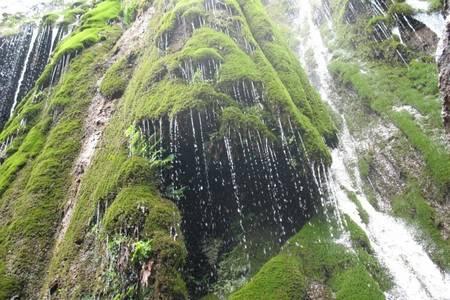 怀化旅游到溆浦穿岩山、思蒙山水之约2日