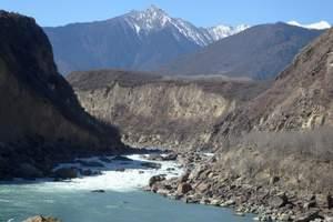 林芝+日喀则+珠峰+羊湖6晚7日游★雅鲁藏布大峡谷+珠峰之旅