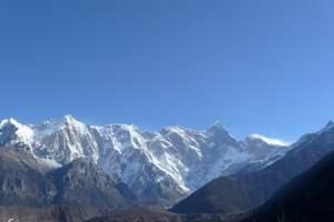 西藏林芝南迦巴瓦峰