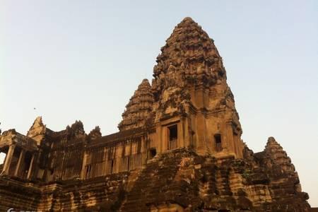 桂林到柬埔寨暹粒吴哥窟微笑五日之旅【3月报价】【康辉品质】