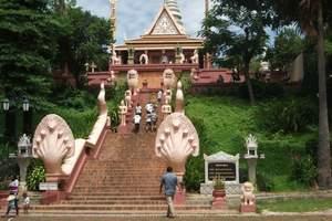 南宁到柬埔寨旅游_吴哥窟、首都金边、西港六日游|周三周五发团