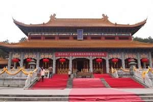 株洲去炎陵旅游多少钱?炎帝陵、神农谷避暑休闲二日游