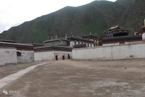 西安到甘南旅游_甘南藏区大草原、花湖、九寨沟、黄龙双卧6日游