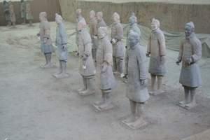西安兵马俑、大清真寺、 大雁塔、大唐歌舞一日游英文导游团