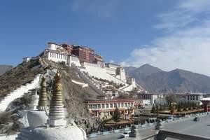 南昌到西藏旅游多少钱丨南昌到拉萨、纳木错、林芝、双卧11日游