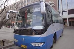 宇通37座客车千岛湖一日游包车