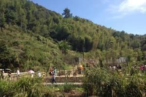 龙门南昆山、香溪古堡两天游|南昆山森林公园怎么样