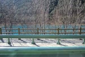 四川旅游景点、北京出发到汶川线路报价、诺日朗瀑布、飞卧6日游