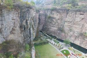 焦作山水景区青龙峡欢迎您_郑州出发到青龙峡一日游