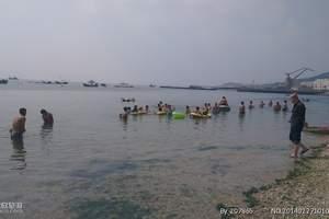 吉林长春去哈仙岛品海鲜+大长山岛、小长山岛海浴休闲5日游