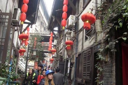 重庆市内哪里好玩 重庆市内纯玩一日游 杜莎夫人 长江索道包价