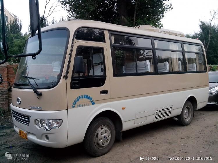 19座金龙客车桂林旅游包车服务