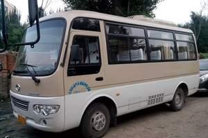 新疆旅游租车-18-19座空调旅游车