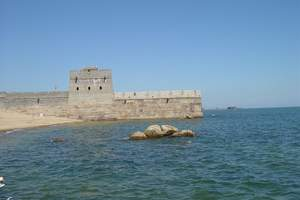 北戴河山海关著名旅游景区老龙头