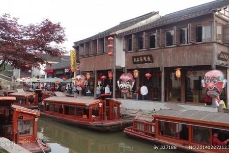 华东五市精品双飞六日游 一价全包 扬州进出 正班往返