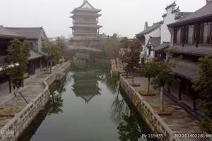 青岛南京旅游推荐 扬州何园 南京中山陵 雨花台三日游