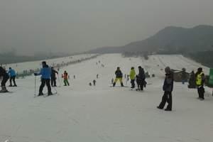 内蒙古呼和浩特冬季旅游路线:呼和浩特市、岱海滑雪二日游