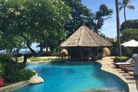 【五星巴厘岛8日游】3晚国五酒店+蓝梦岛+贝达尼岛+下午茶