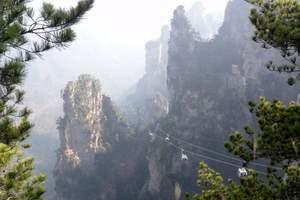 长沙进出:张家界森林公园-黄龙洞-凤凰古城四天三晚游