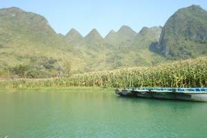 广西一带哪里好玩 巴马寿乡、北海涠洲岛、德天、桂林10日游