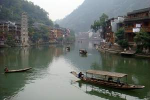 桂林怎样去湖南凤凰_桂林到湖南凤凰古城多少公里_天森有范六日