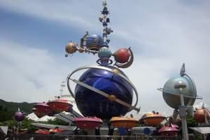 香港三天纯玩游(蜡像馆、迪士尼、1天自由行)半自助游