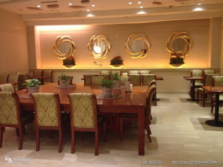 御景山温泉酒店餐厅