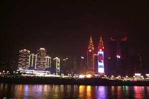 重庆乘车看夜景游_重庆特色夜景旅游推荐