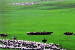 太原到内蒙古旅游_希拉穆仁草原、库布齐沙漠、哈素海0自费三日