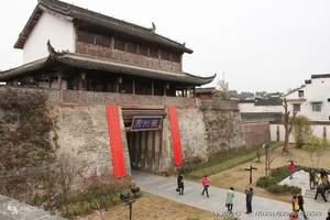 徽州古城景区