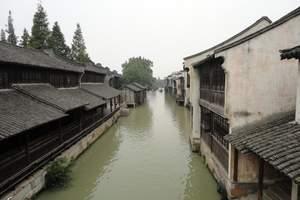 杭州、上海、船游西湖、乌镇、西塘、南浔T3N悠哉系列五日游