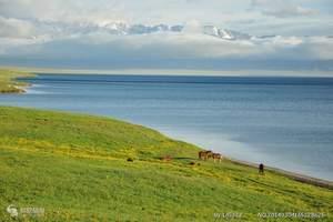 新疆北疆大环线自由行:天池-吐鲁番-喀纳斯-伊犁8日游