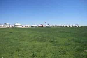 呼市近的草原在希拉穆仁大草原一日游--内蒙古旅游好去处