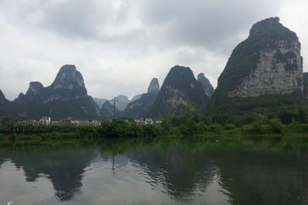 德天跨国大瀑布,通灵大峡谷汽车两日游-入住边境特色酒店