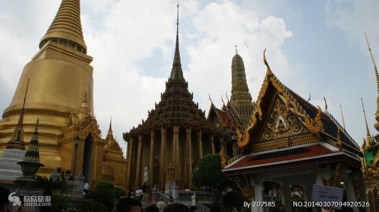 泰国清迈旅游团_大连出发去泰国曼谷芭提雅清迈经典9日游新线路