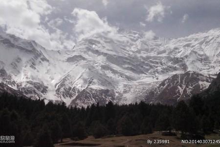 喀什-克州冰川公园-奥依塔克冰川公园1日游