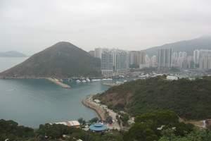 西安去香港精华线路 西安到香港行程 香港澳门火车双卧8日游