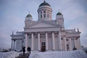 <欧洲>俄罗斯+芬兰瑞典挪威丹麦+德国双峡湾双邮轮海航14日