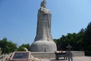 福州周边游|莆田湄州岛、妈祖文化公园、广化寺一日游|妈祖文化