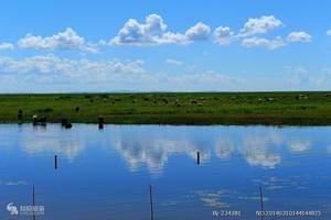 呼伦贝尔草原、满洲里、阿尔山、额尔古纳经典五日游