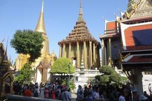 沈阳到泰国无自费无购物泰一地双飞8天酷航直飞曼谷价格VIP团