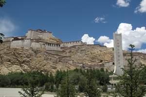 北京跟团去西藏旅游费用|布达拉宫大昭寺日喀则羊卓雍错卧飞8日