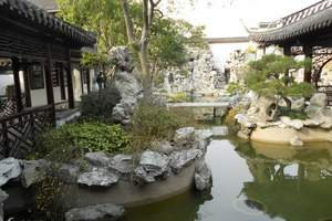 烟花三月下扬州—— 扬州何园 南京中山陵 雨花台三日游