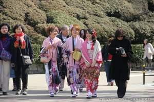 日本本州七日游_1天自由活动_全日空直飞_成都到日本旅游