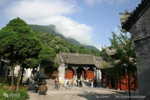 汉中张良庙