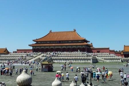 济南去北京旅游高铁3天-含升旗 纯玩无购物山东成团到北京旅游