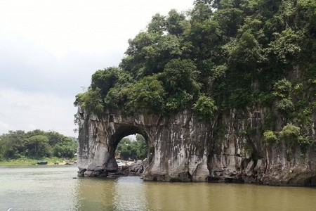 桂林旅游攻略|桂林到青岛双飞5日游(惠选桂林微游戏攻略凉夏末图片
