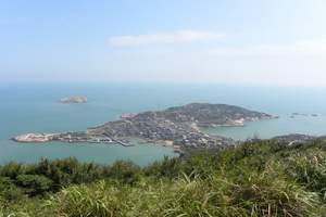 杭州周边海边旅游 杭州出发到到嵊泗列岛两日游 嵊泗旅游攻略